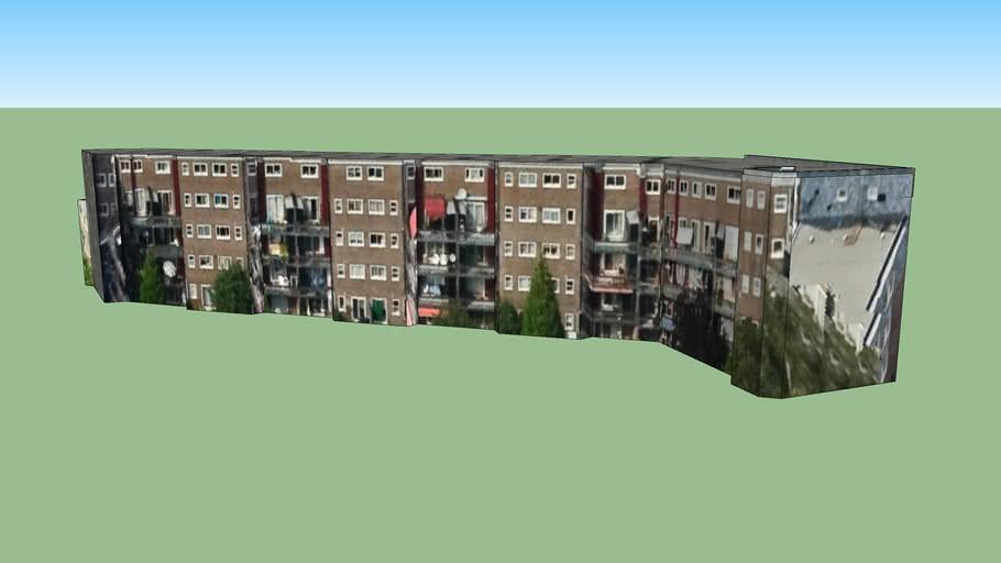 Bâtiment situé 1076 Amsterdam, Pays-Bas