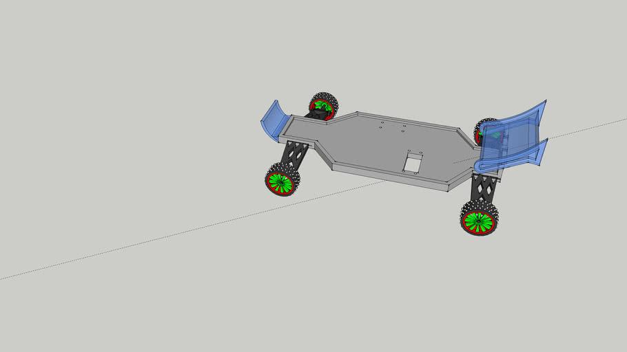 chassis de voiture