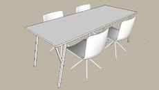 pöydät ja tuolit