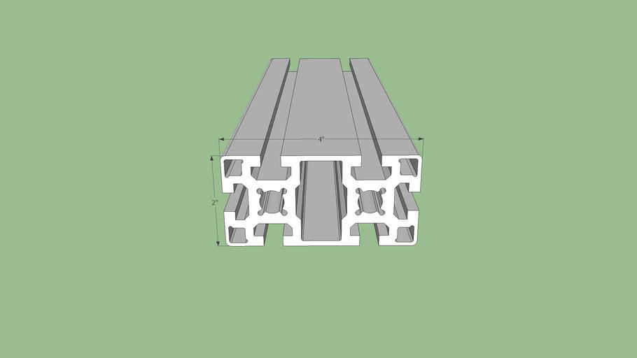 misumi HFS8-50100