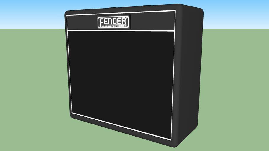 Fender - Bassbreaker 15 Combo