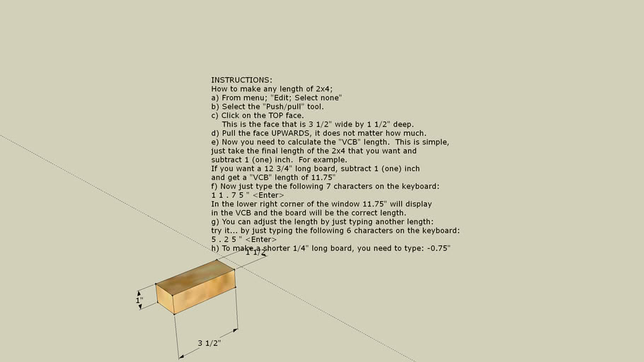Nominal Size  2x4x 1 in any length Vertical two by four wood lumber stud
