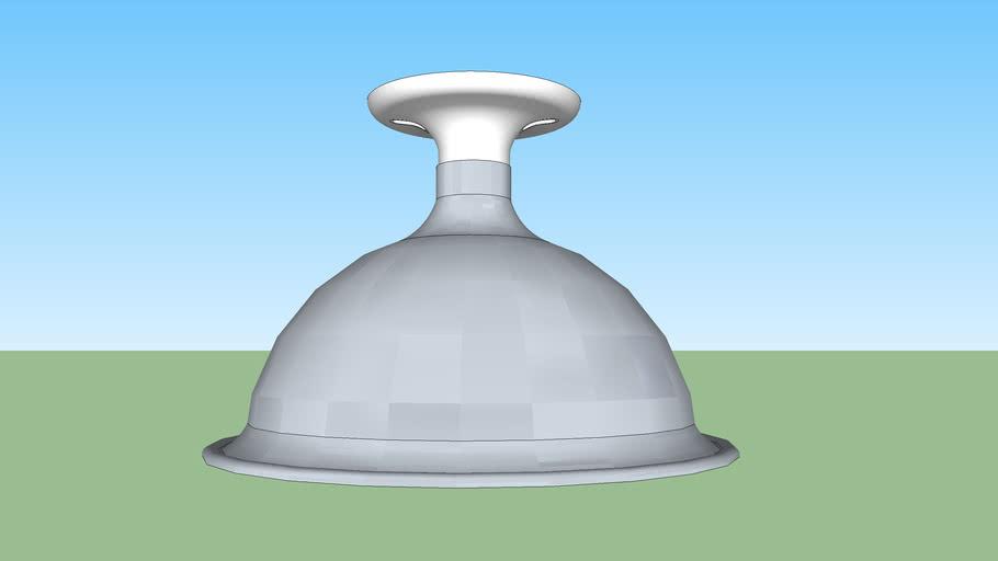 Heat Lamp Shade