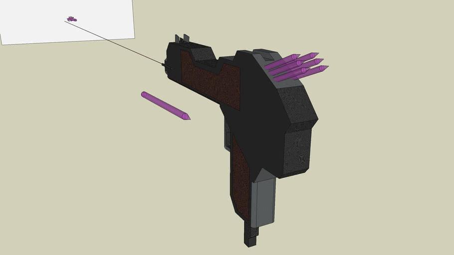 Halo Human Needler Pistol