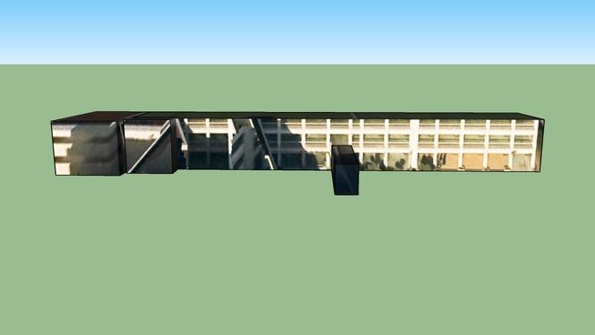 吹田市立第五中学校 二年校舎