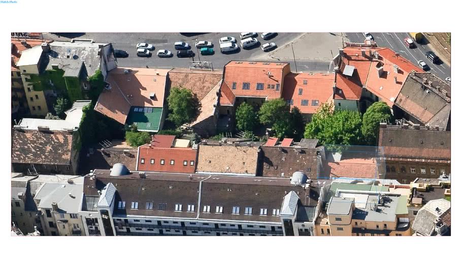41. Épület itt: Budapest, Magyarország