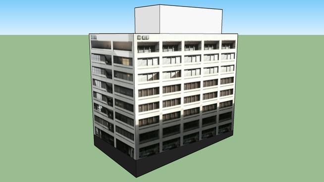 鹿島中国支店ビル