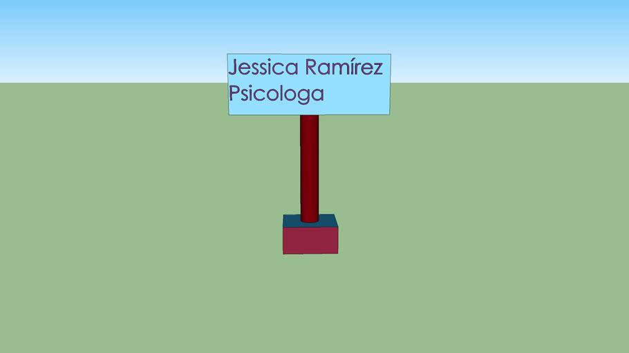 Modelado 3D- Jessica Ramírez