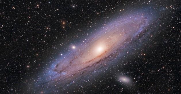 Andromeda Galaxies