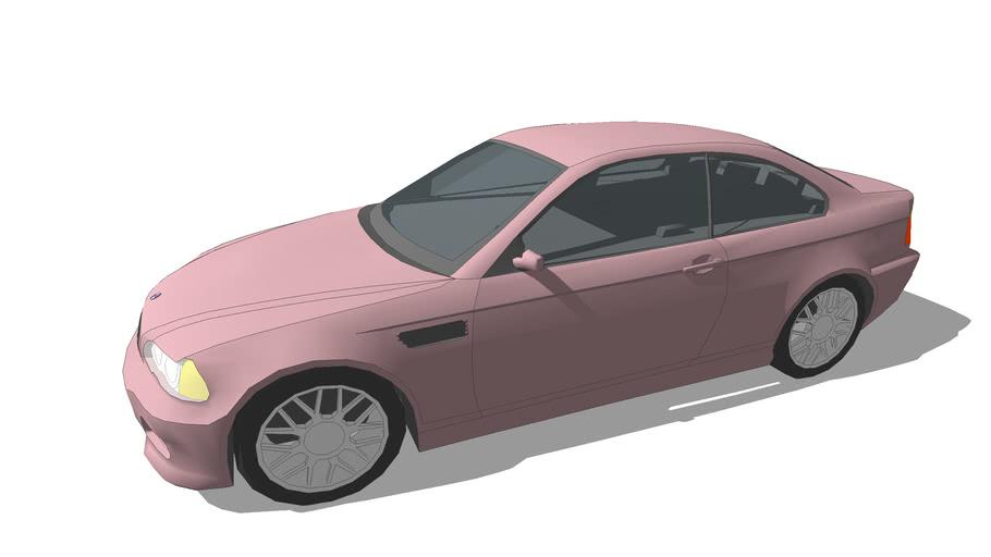 pink BMW 336KB