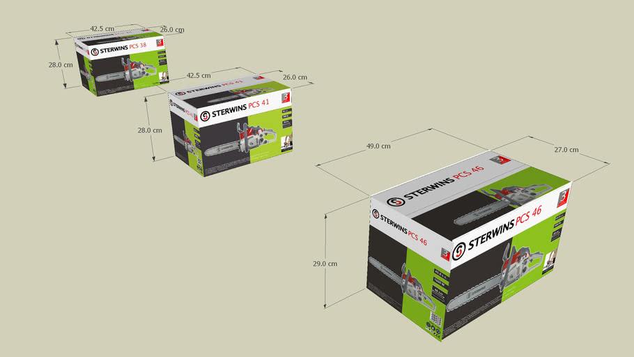 Sterwins PCS Box design