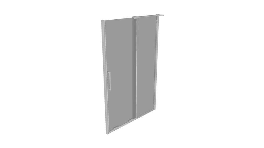 K-707622-8G79 5/16 Shower Door 72 X 47 5/8