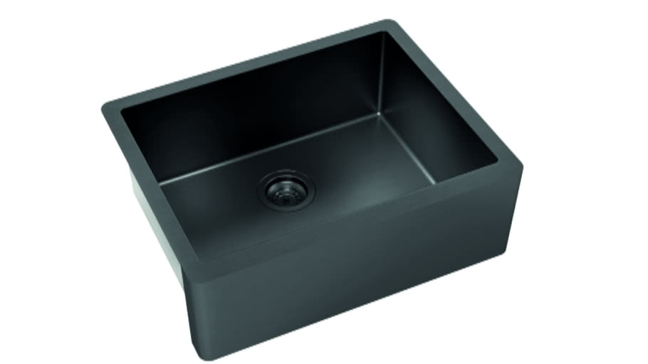 Primaccore Farm Sink PVD NANO BLACK
