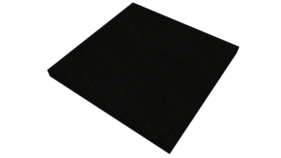EliAcoustic Regular Panel 60.4 Pure Black
