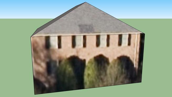 Bâtiment situé 1, Charlotte, Caroline du Nord, États-Unis