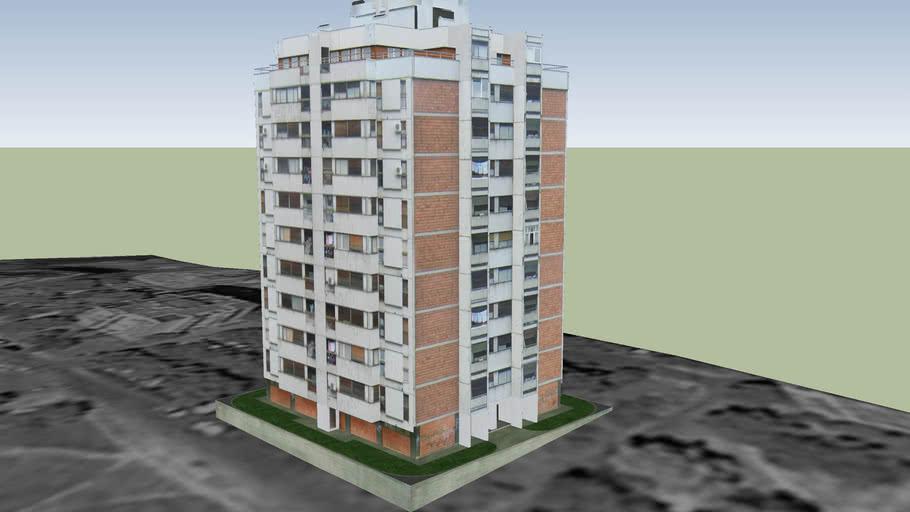 Blok 70, Jurija Gagarina br. 125, Novi Beograd