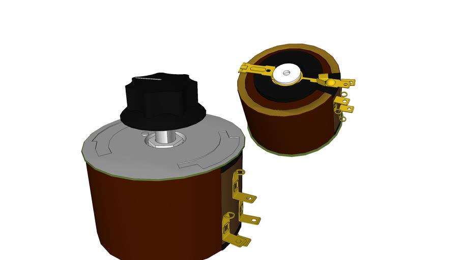 Powerstat 10B variac (autotransformer)