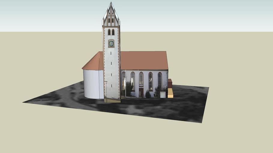 Kath. Kirche St. Alban