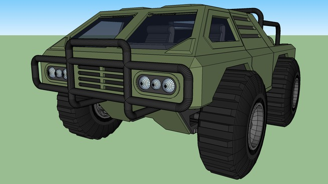anphipius OFFROADER by CTL