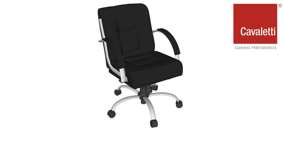 Cadeira Giratória Prime 20302 - Cavaletti