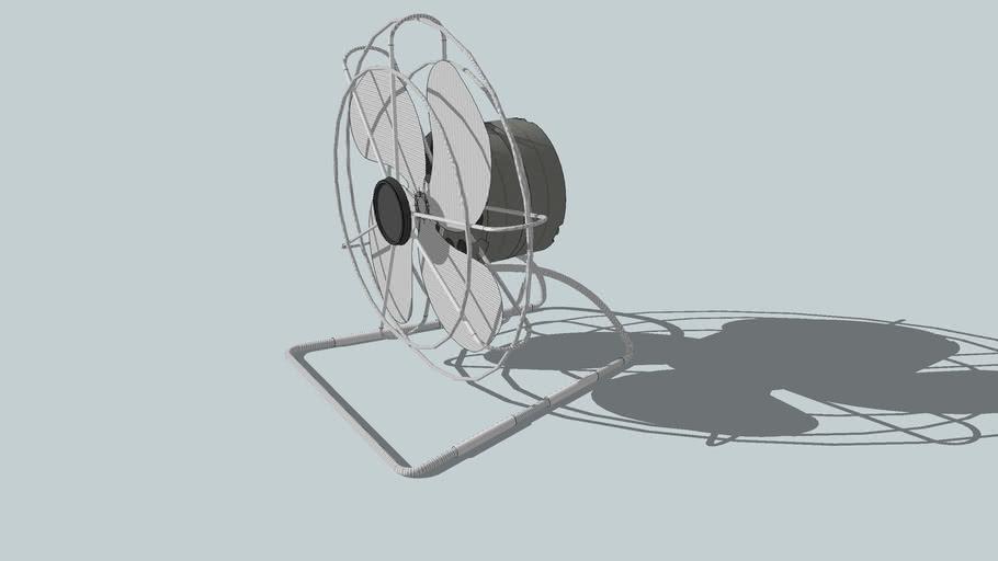 Torcan Electric Fan
