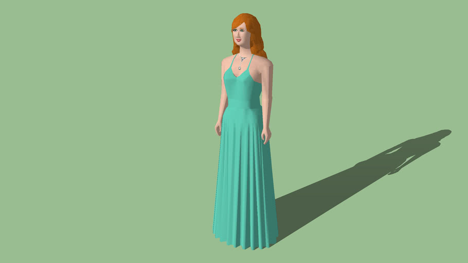 X-GIRL - 9 - Gown