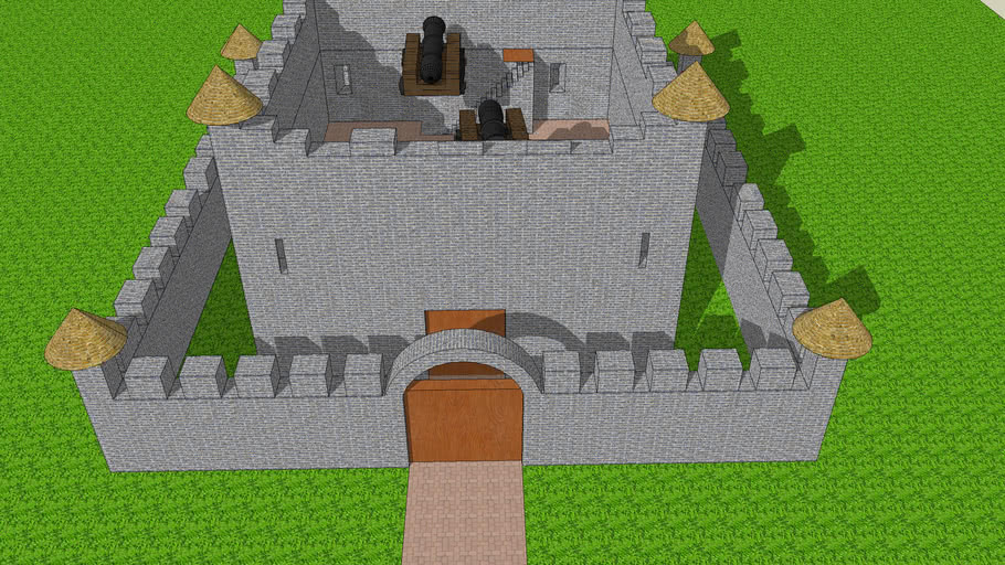 Castle A La Muslim