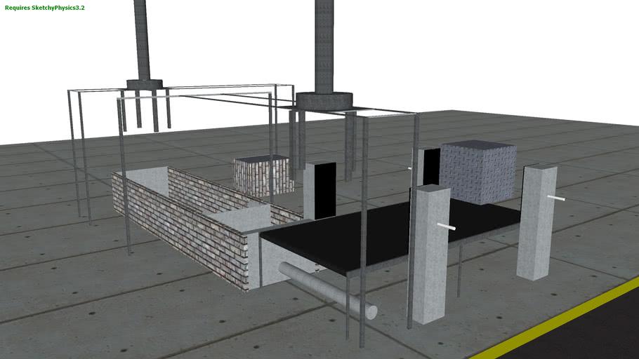 Sketchyphysics Automation