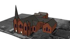Jamestown, NY 3D Visualization Project