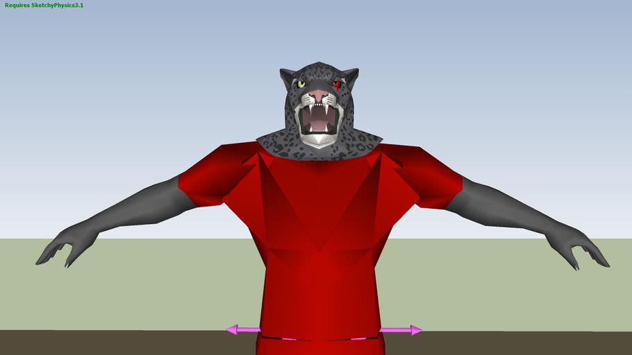 tekken ARMOR king RAGDOLL
