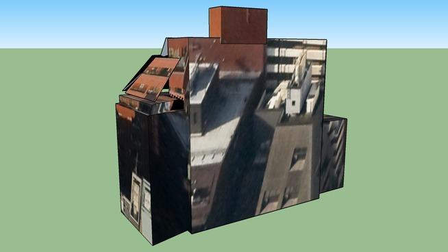 Building in 〒141-8508