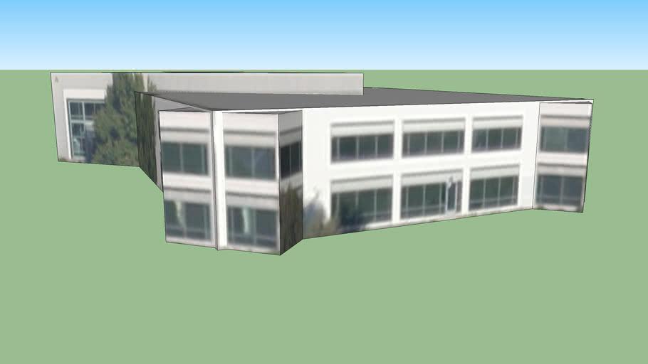 Building in West Sacramento, CA, USA