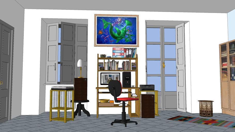 my computer room