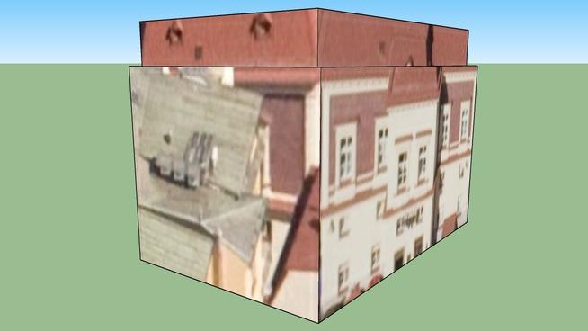 Budova na adrese Praha, Česká republika.