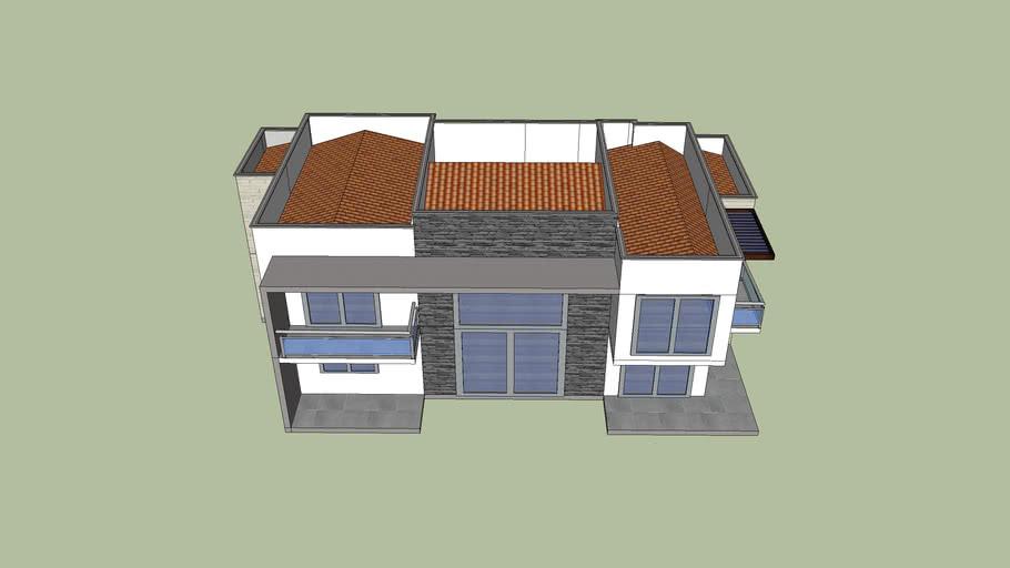 casa prefabricada cubica