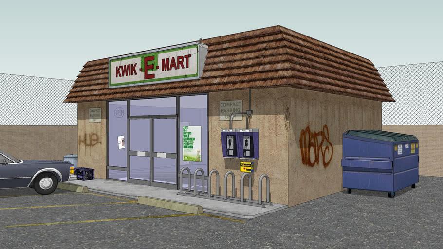 Kwik - E - Mart