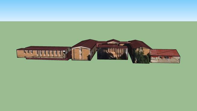 Строение по адресу Bloemfontein, Южная Африка