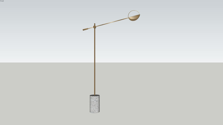 LEAVES立燈floor lamp
