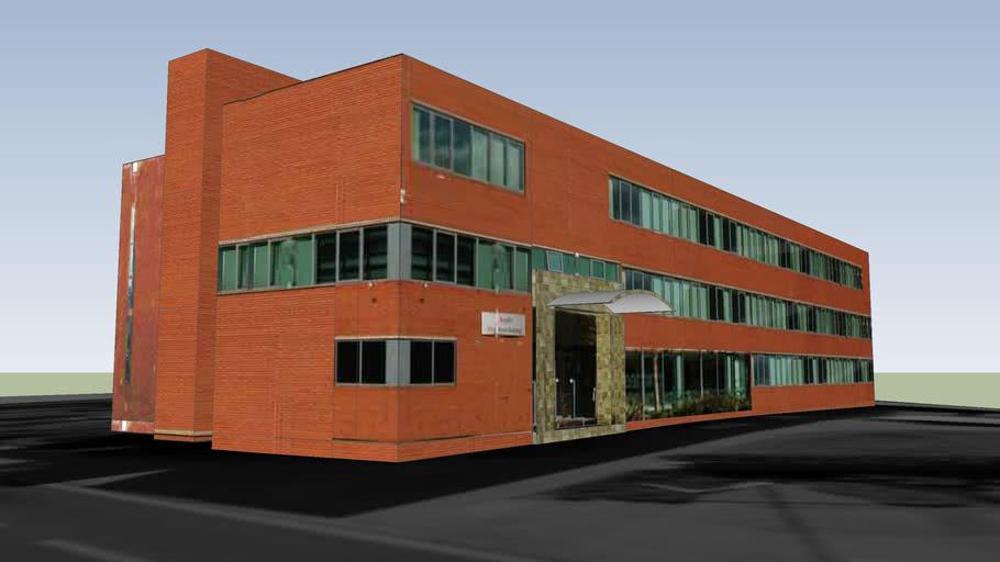 Eric Wood Building at De Monfort University