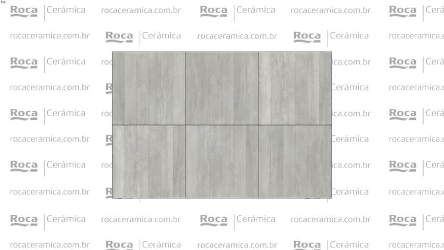 ROCA - LM CUT CONCRETE GRAY MT 120X120R