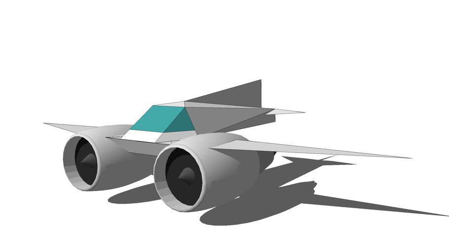 concept jet plane