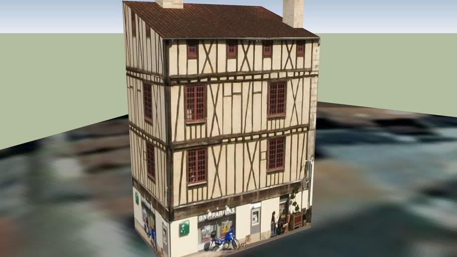 Maison d'habitation Niort