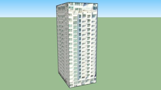 Building in North Vancouver, BC, Canada