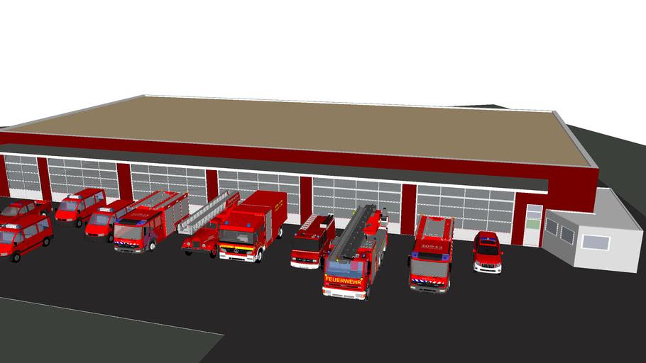 Feuerwehr-Depot Einsiedeln