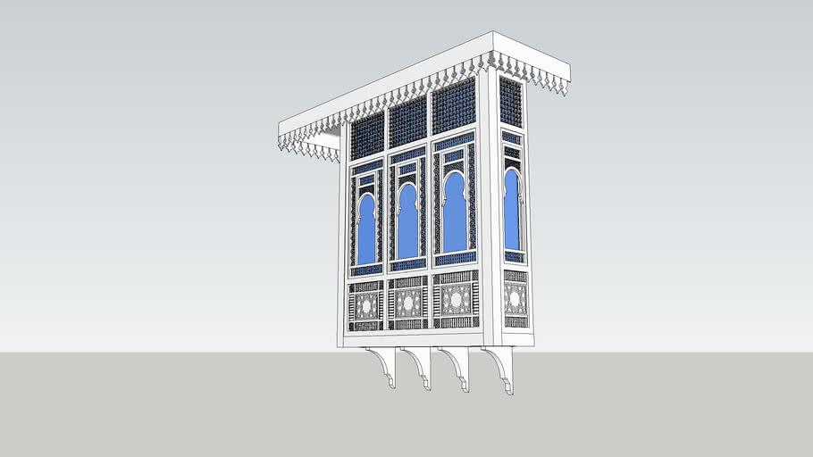 Musharabiah Window
