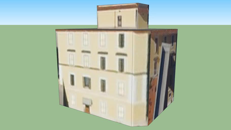 Edificio in Roma, Italia