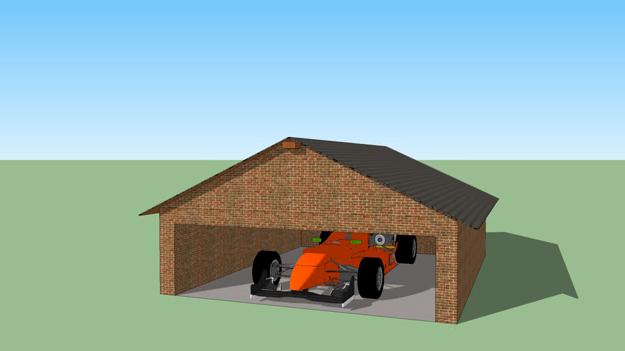 F3 in Garage