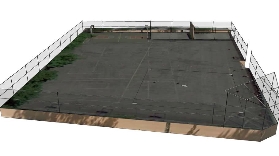 I.S. 162 schoolyard