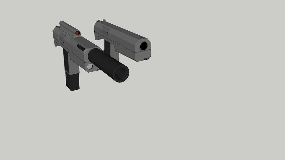MatKal Optimaliton Gun + MatKal SAW Gun