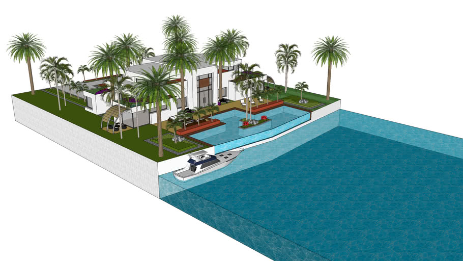Proposed Beach House
